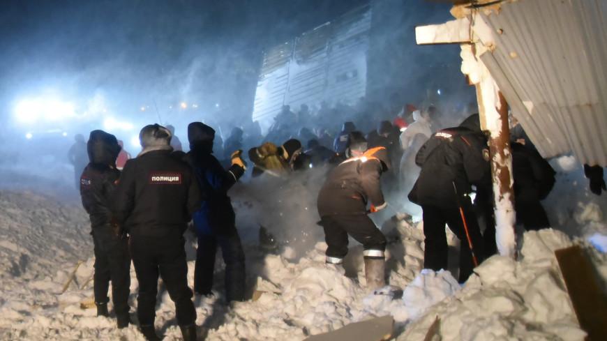 Спасатели нашли под снегом в Норильске тело мужчины