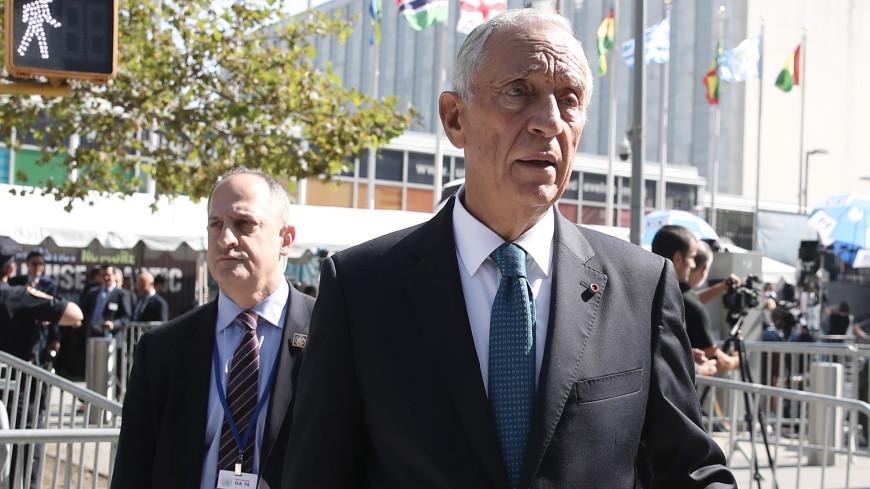 Действующий президент Португалии лидирует на президентских выборах
