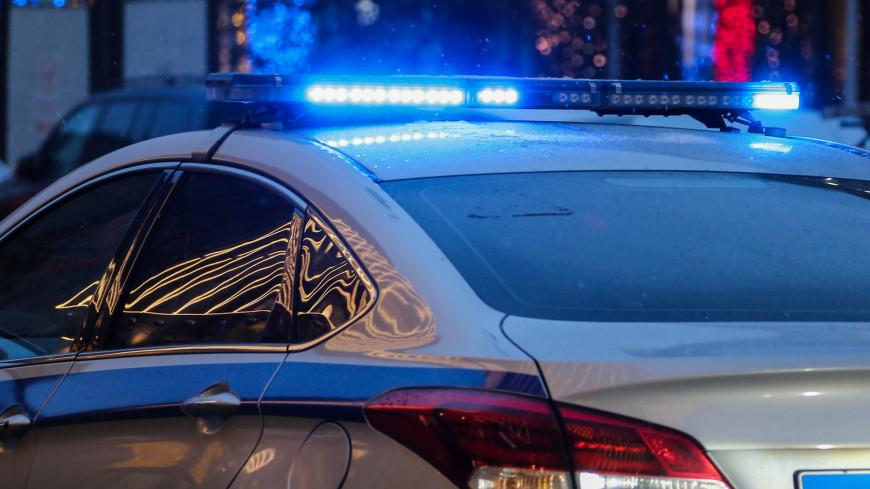 В Петербурге вооруженный мужчина вынес из банка почти миллион рублей