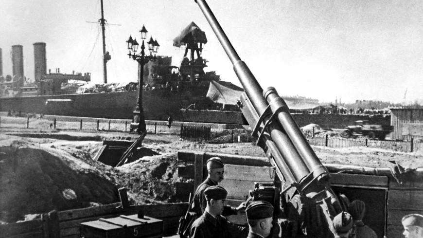 Главархив опубликовал материалы о помощи москвичей блокадному Ленинграду