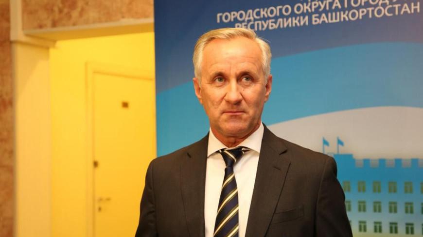 Новым мэром Уфы стал бизнесмен Сергей Греков