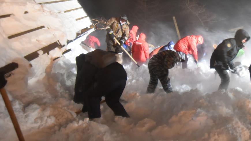 СК возбудил уголовное дело из-за схода лавины в Норильске
