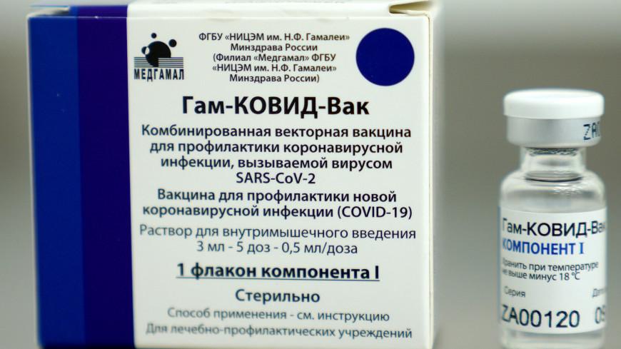 Министерство здравоохранения Армении одобрило вакцину против COVID-19 «Спутник V»