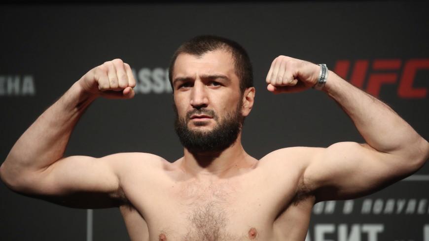 Двоюродный брат Нурмагомедова проведет свой следующий бой в UFC в марте