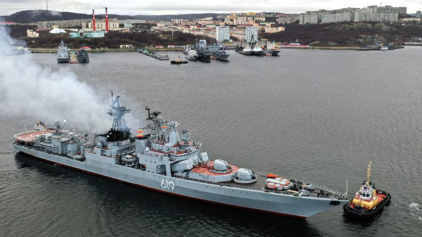 В 2021 году Северный флот проведет экспедицию в районе Новой Земли