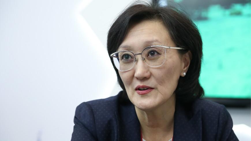 Народный мэр: гордума Якутска приняла отставку Сарданы Авксентьевой