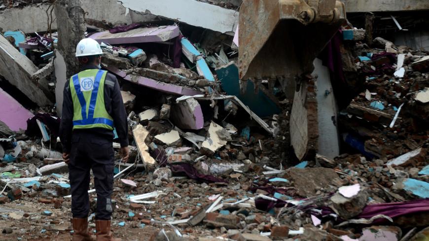 В Индонезии спасатели сузили район поисков второго «черного ящика» Boeing