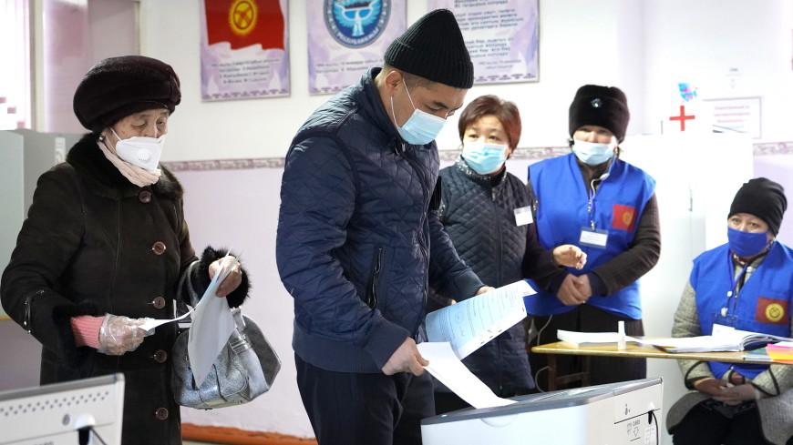 Миссия СНГ отметила организованность и прозрачность голосования в Кыргызстане