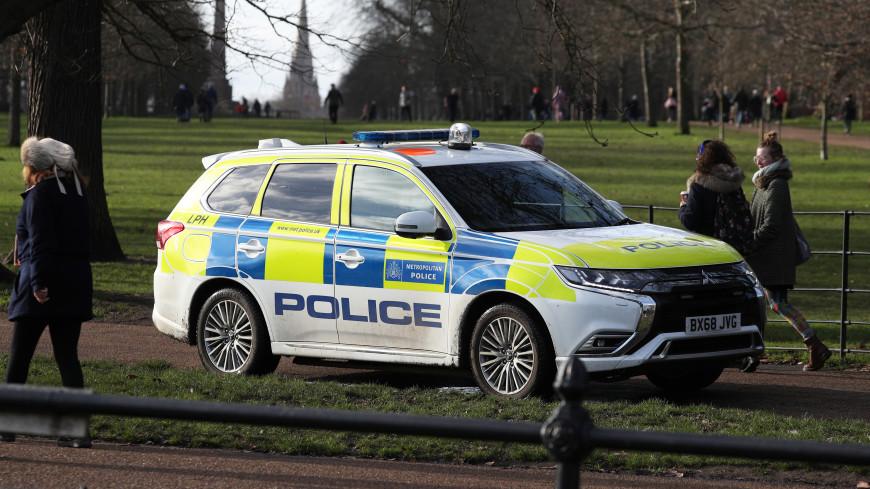 Британская полиция из-за ошибки потеряла 400 тысяч единиц информации