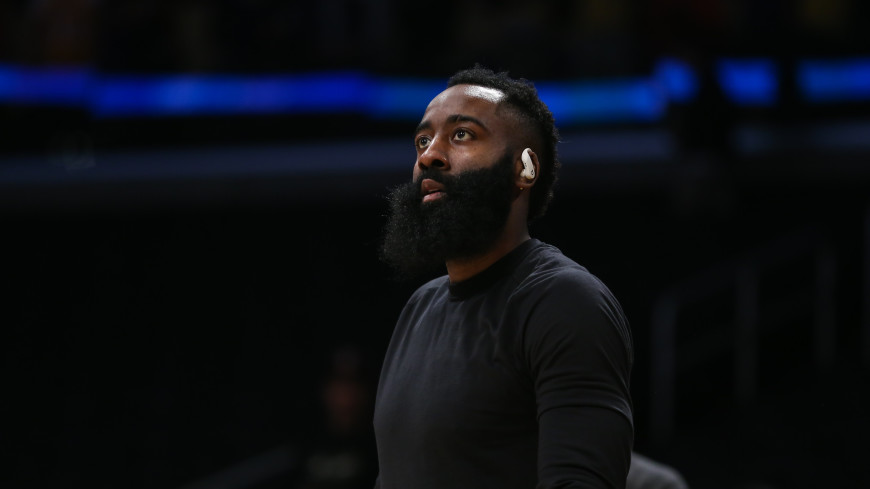 Спортдайджест: майки баскетболиста Джеймса Хардена можно обменять на автомойку