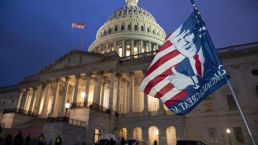 В Вашингтоне в день беспорядков у Капитолия нашли пикап с бомбами и оружием