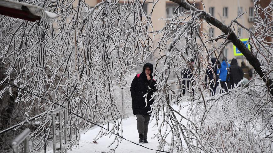 Более 80 жителей Владивостока пострадали из-за гололеда