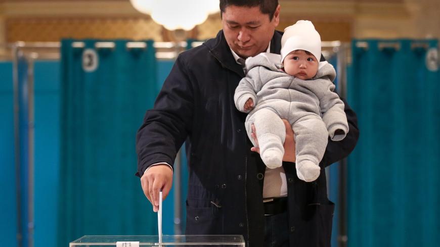 ЦИК: Явка на выборах в Казахстане за 11 часов голосования составила 58,2%