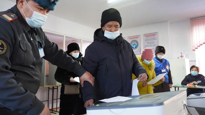 Наблюдатели: Нарушения на выборах в Кыргызстане не повлияли на результат