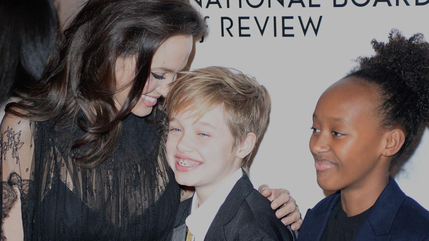 Дочь Анджелины Джоли передумала быть мальчиком (ФОТО)