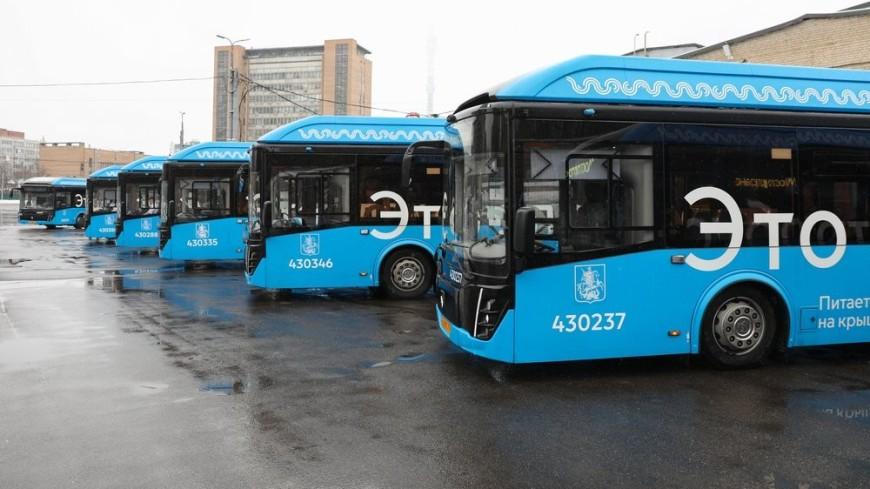 В Москве в 2022 году могут появиться первые электробусы без дизельных обогревателей