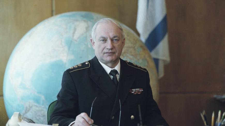 Умер бывший главнокомандующий ВМФ России Феликс Громов