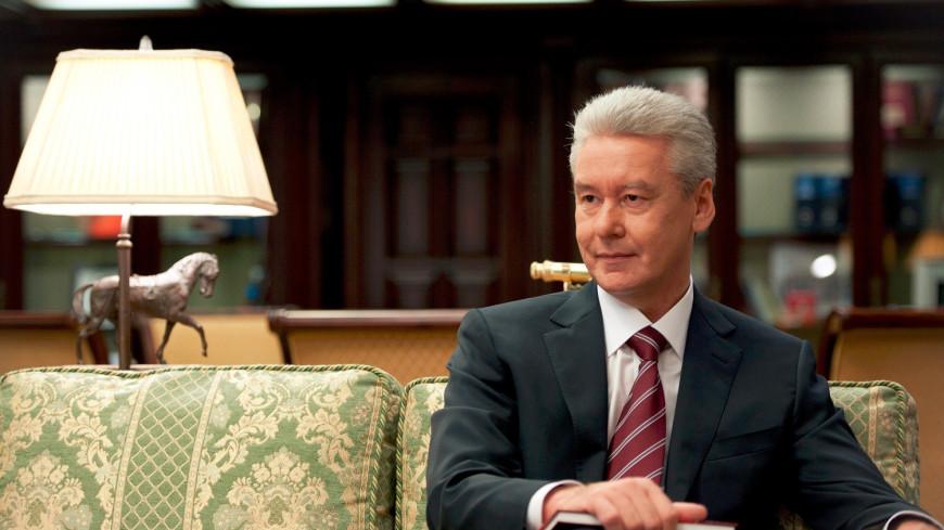 Мэр Москвы призвал сохранить атмосферу взаимопомощи в новом году