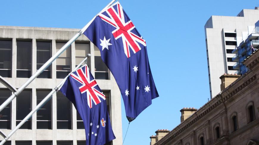 "Фото: Елена Карташова, ""«Мир24»"":http://mir24.tv/, флаг австралии, австралия"