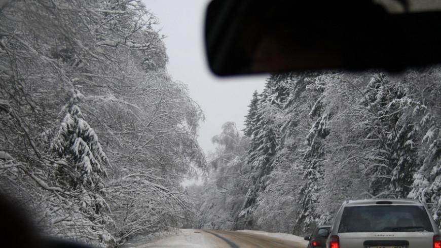 "Фото: Елизавета Шагалова, ""«МИР 24»"":http://mir24.tv/, гололед, зима, дорога, снег, снегопад"