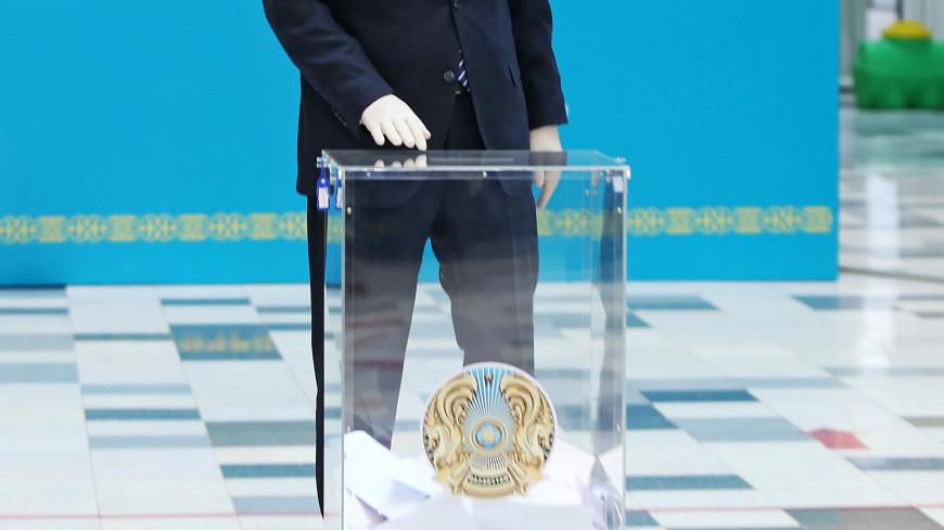ЦИК: Явка на парламентских выборах в Казахстане к 16:00 по местному времени превысила 50%