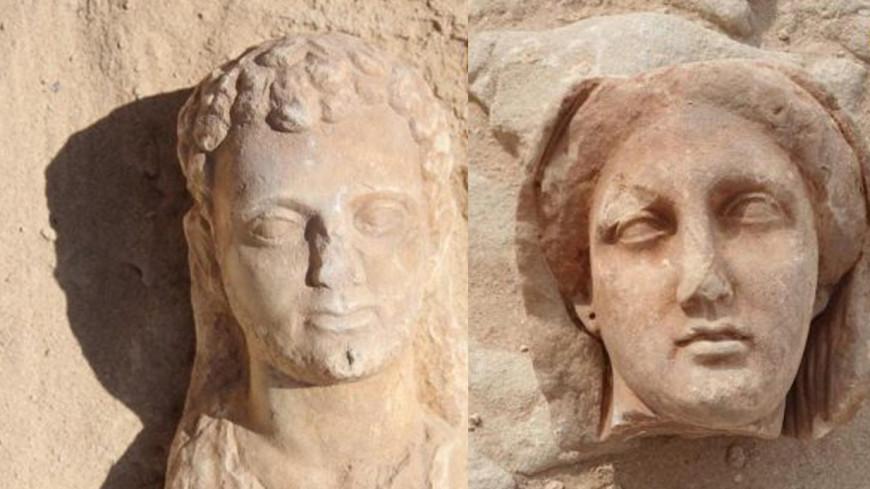 В Египте нашли высеченные в скале гробницы с мумиями