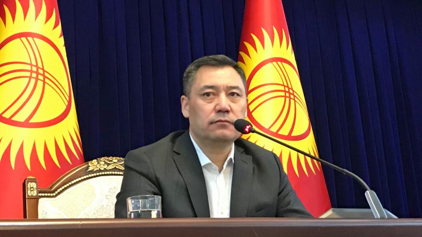 Жапаров поручил разработать план поддержки экономики