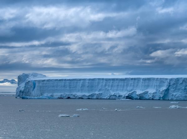 Самое безжизненное место на Земле нашли в Антарктиде