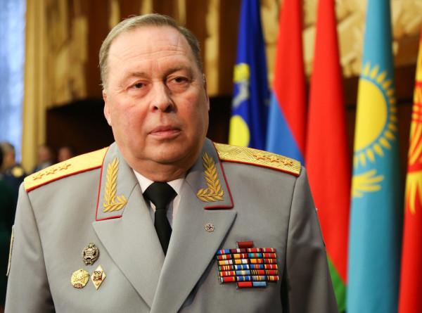 Начальник Объединенного штаба ОДКБ отметил мужество и силу воли пограничников Таджикистана