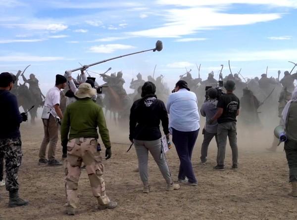 Жесткая дисциплина и виртуозная джигитовка: как каскадеры Nomad Stunts покорили Голливуд?
