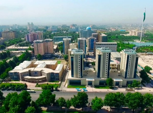 Душанбе – Будда в нирване и пряная карта страны