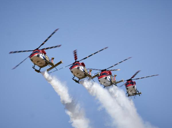 Индийская пилотажная группа Sarang примет участие в МАКС-2021