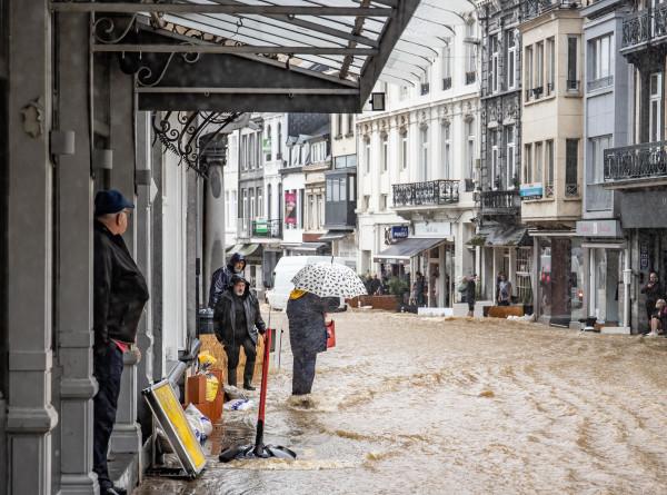 Потоп в Европе: жертвами стихии стали более 200 человек