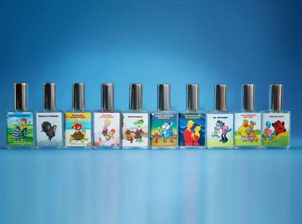 В «Союзмультпарке» презентуют парфюм с запахом любимых мультфильмов