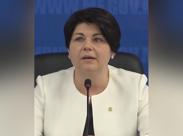 Санду выдвинула Гаврилицу на должность премьера Молдовы