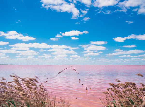 Розовое озеро и природный вечный огонь: интересные факты о странах СНГ (ЧАСТЬ 1)