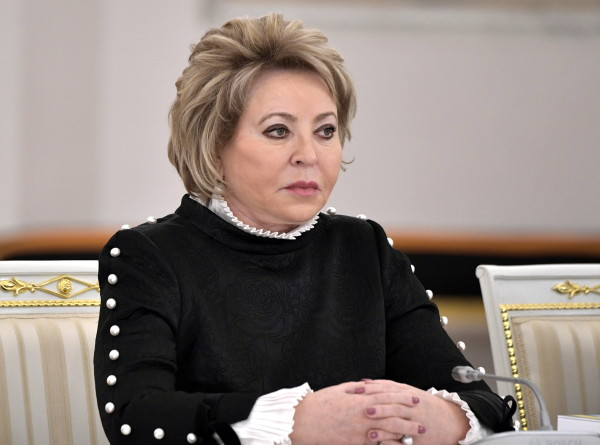 Матвиенко поздравила жителей Беларуси с Днем независимости