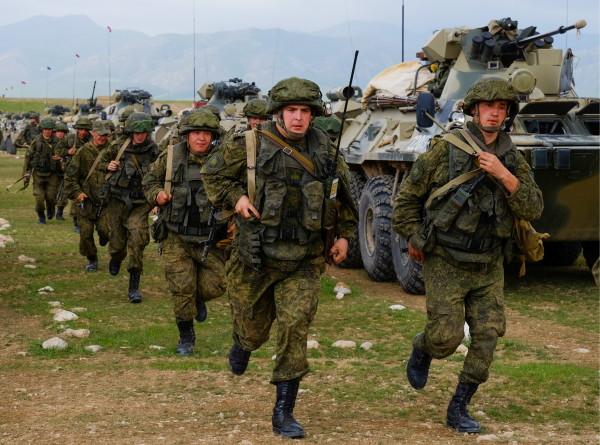 Россия, Узбекистан и Таджикистан проведут совместные учения на границах