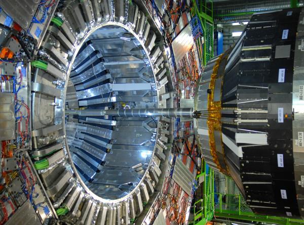 На Большом андронном коллайдере ученые нашли ранее неизвестную форму материи