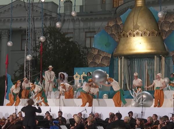 В Петербурге отрылся десятый юбилейный фестиваль «Опера – всем»