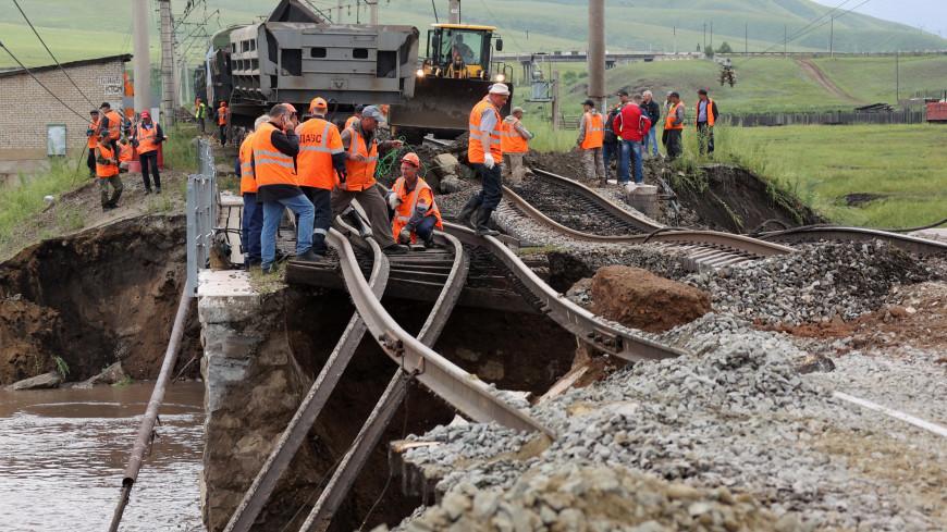 восстановление моста
