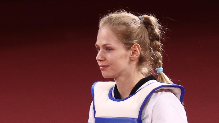 Российская тхэквондистка Татьяна Минина завоевала серебро на Олимпиаде в Токио