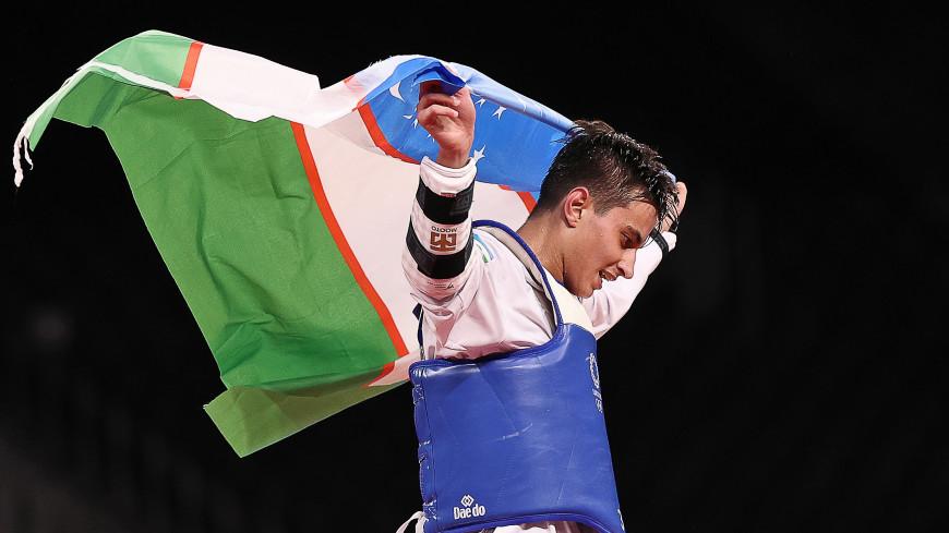 Тхэквондист Рашитов из Узбекистана завоевал золотую медаль Олимпиады в весе до 68 кг