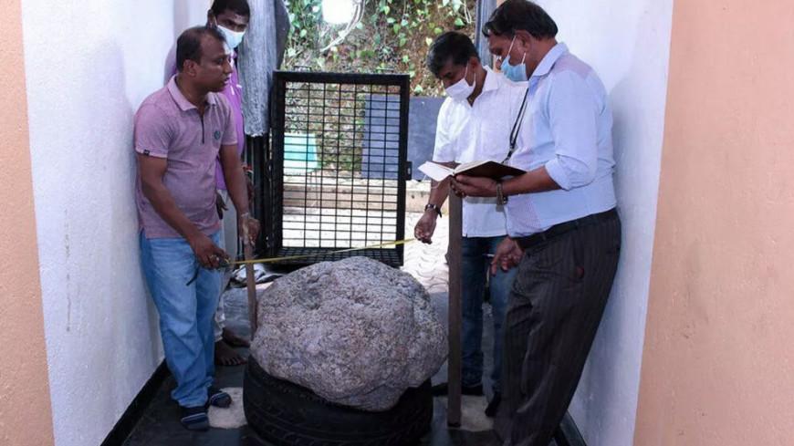 Самый большой в мире звездчатый сапфир нашли на Шри-Ланке