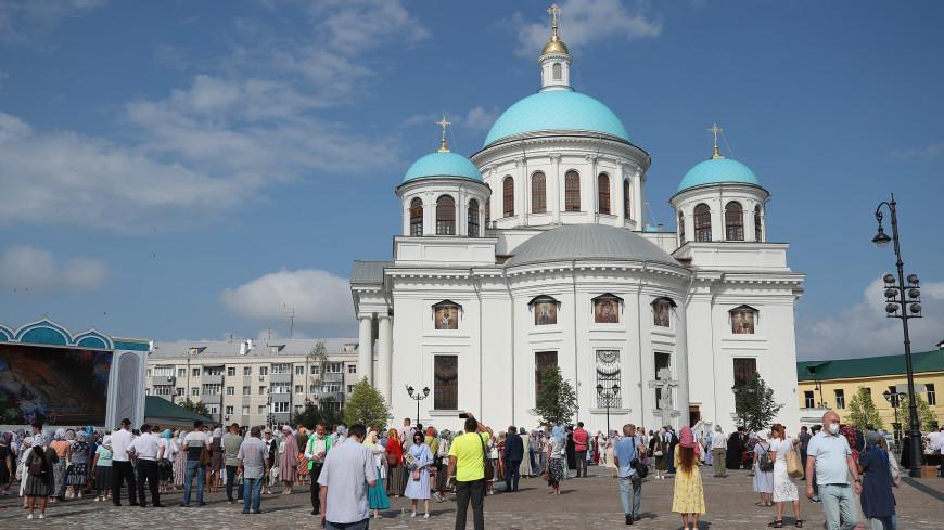 Возрождение храма: как воссоздавали собор Казанской иконы Божией Матери