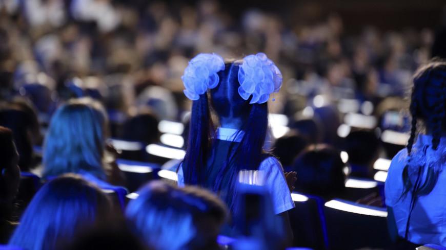 всероссийский конкурс учитель года 2019, учитель года, школа, школьница, бант, бантики, девочка, волосы, прическа, ребенок,