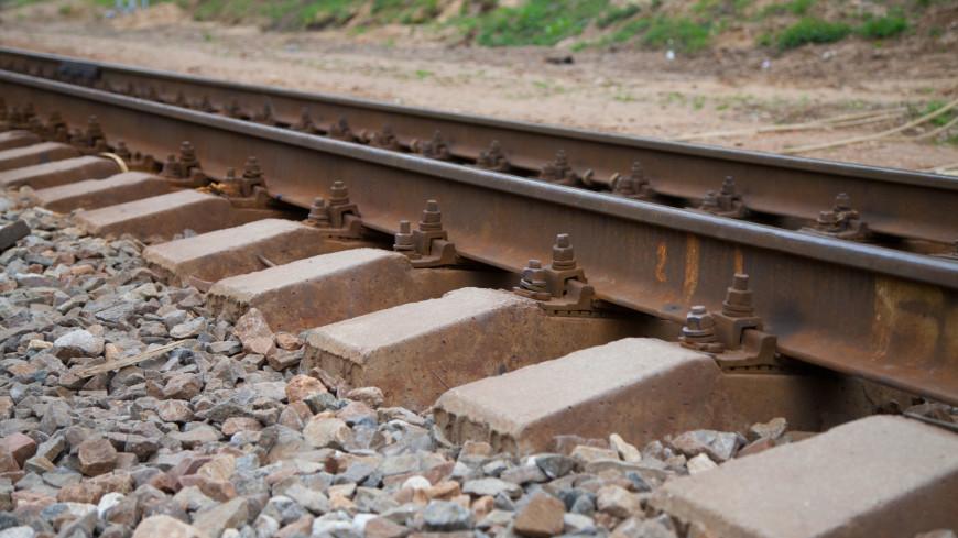 В Забайкалье 34 вагона двух грузовых поездов сошли с рельсов