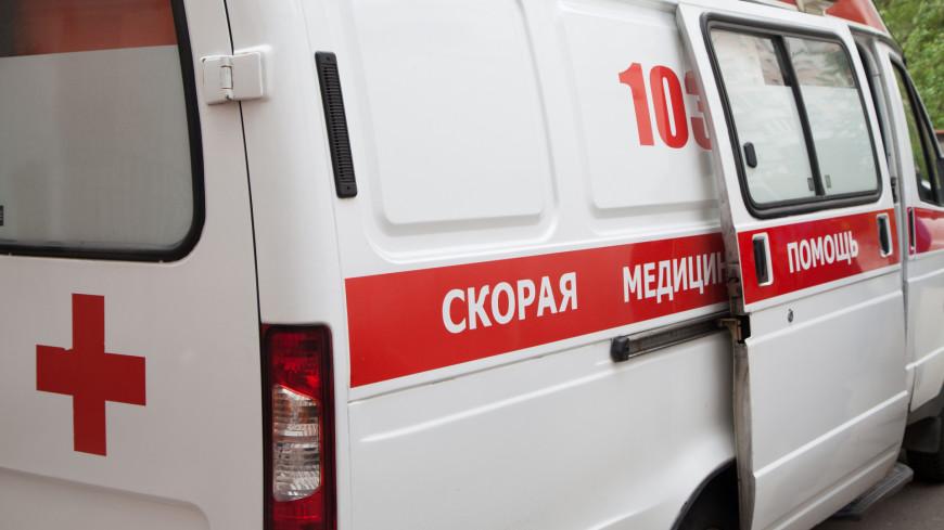 Шесть человек пострадали из-за выезда кроссовера на тротуар под Анапой