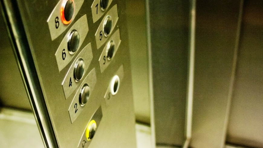 Лифт с пассажирами упал в подмосковном Реутове