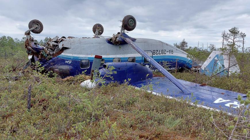 Пилот Ан-28 рассказал подробности о жесткой посадке под Томском
